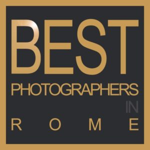 BEST photographer rome